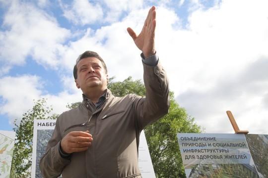Метшин озвучил решение для застройщиков рощи на Гаврилова: «Они уходят с этой территории»