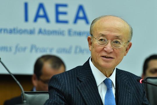 Скончался генеральный директор МАГАТЭ