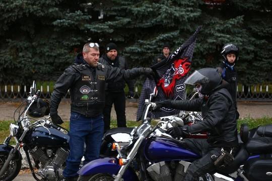 В Казани простились с президентом байкерского клуба Виталием Хабибом