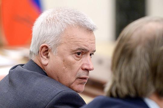 Алекперов предсказывает сохранение санкций против РФ еще на10 лет
