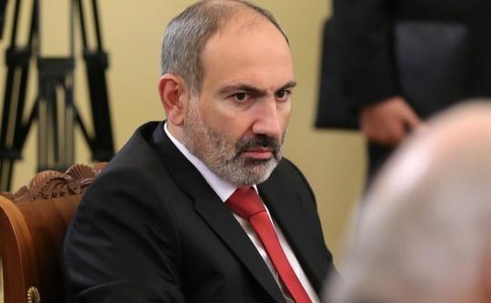 Пашинян выступил с обращением к нации