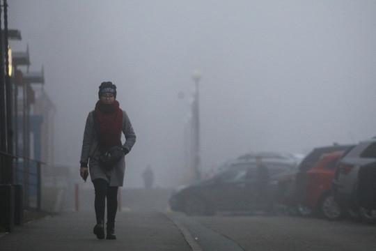 Синоптики предупредили татарстанцев о гололеде и тумане. Видимость составит менее 500 метров