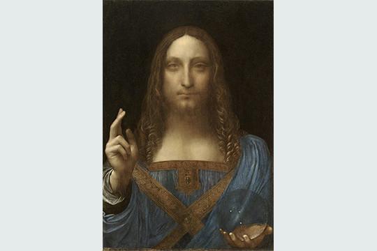 Самую дорогую картину ДаВинчи выставят в«Арабском Лувре»