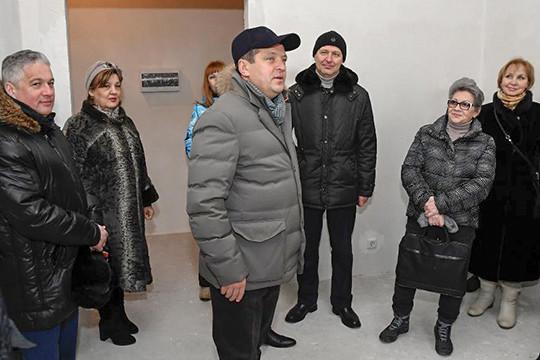 Дольщики «Фона» вКазани заехали вновый дом жилого комплекса «Возрождение»