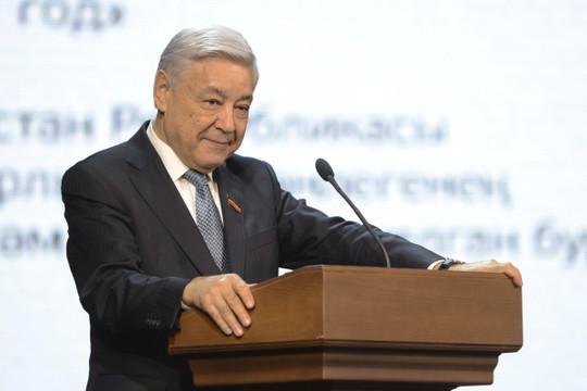 Мухаметшин переизбран председателем политсовета публичного движения «Татарстан— Новый век»