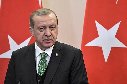 Эрдоган призвал жителей Турции менять зарубежную валюту налиру