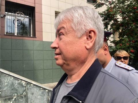 Экс-глава ТФБ Мусин явился в суд: первые фото