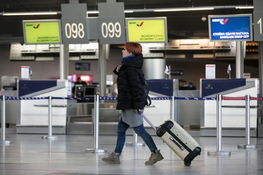 В России могут ограничить передвижение по стране