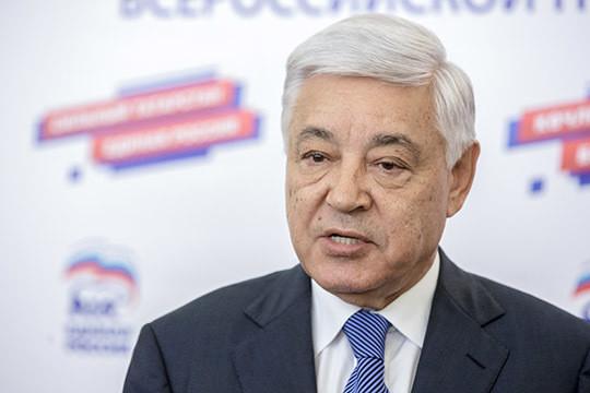 Сергей Сахаров вошел всостав президентского совета по здешнему самоуправлению