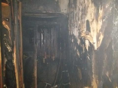 Шестилетний мальчик погиб при пожаре в Казани