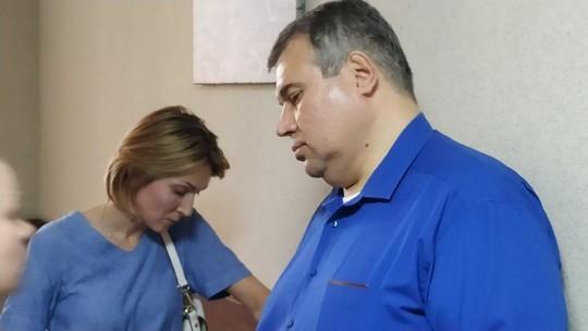 Следком доставил в суд главного конструктора ОКБ им.Симонова Александра Гомзина и требует заключить его под стражу