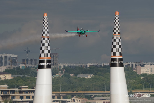 Последний в истории этап Red Bull Air Race в Казани в 10 фотографиях