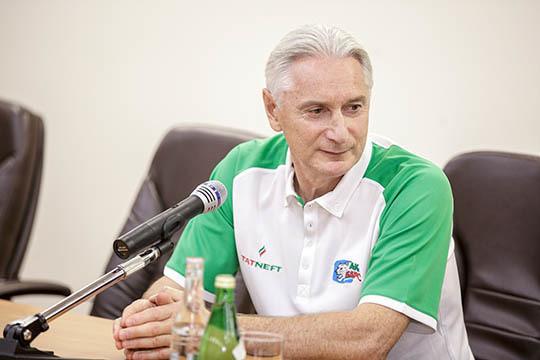 Билялетдинов подпишет новый контракт с«АкБарсом»