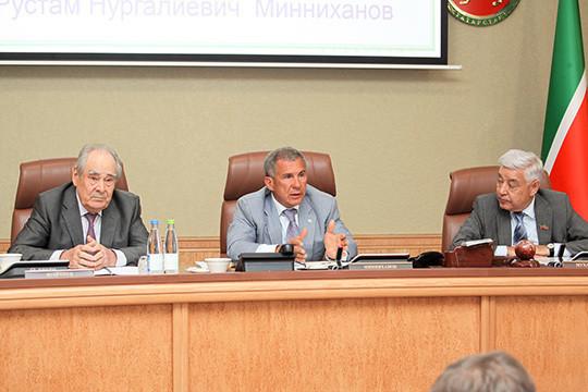 Рустам Минниханов: Вреспублике принимаются системные меры для сокращения коррупции
