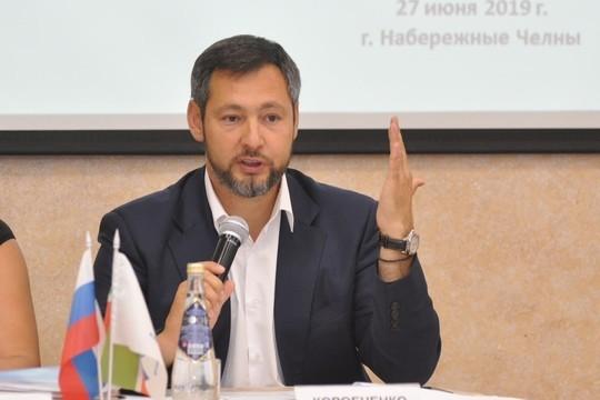 Партия Роста сформировала список из 12 кандидатов в Госсовет РТ, первым номером – Олег Коробченко