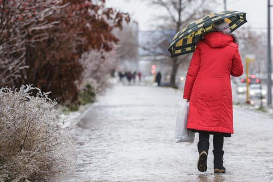 Синоптики прогнозируют мокрый снег и дождь в Татарстане
