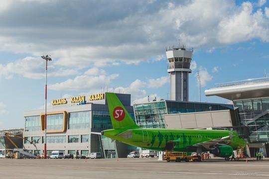 Результаты работы интернационального аэропорта «Казань» в 2016