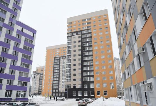 ВКазани наполгода ранее сдали 1-ый дом вЖК «Возрождение»