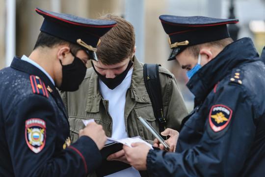 Baza: Москва готовится к введению пропусков