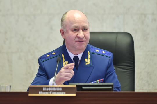 Обвинитель Татарстана загод заработал 2,7 млн руб.