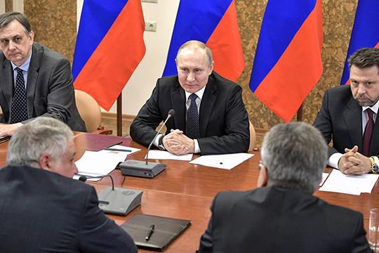 Путин объявил, что финансирование науки должно увеличиться вполтора раза
