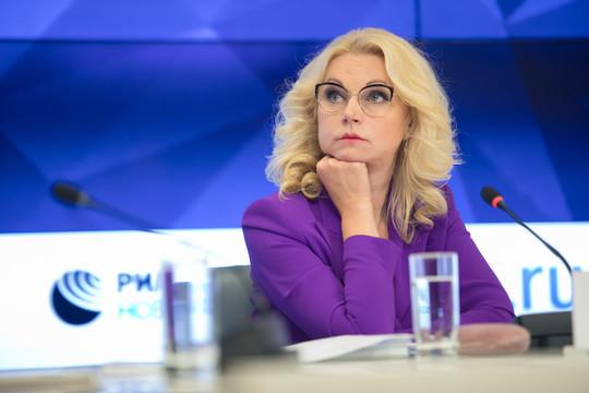 Голикова сообщила о двукратном росте числа заболевших коронавирусом в регионах