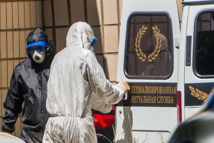 Еще трое пожилых татарстанцев скончались от COVID-19
