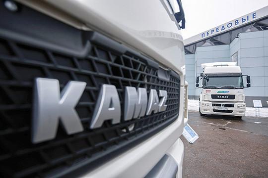 КАМАЗ по результатам 2017 года продемонстрировал рост производства на12 процентов