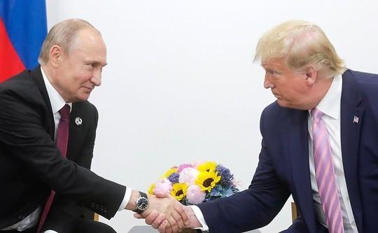 «Vladimir, thank you very much!»: прошла встреча Путина и Трампа за закрытыми дверями