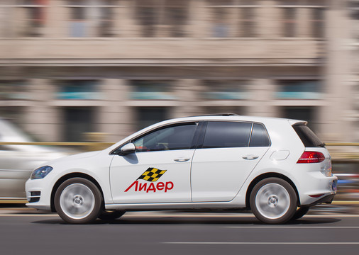 Сервис заказов такси «Лидер» для перевозчиков: 7 дней диспетчерских услуг за один рубль*