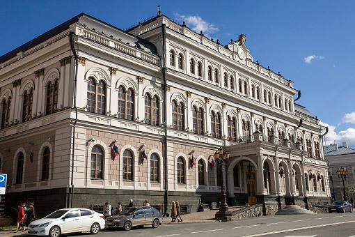 ВКазани за55 млн руб. починят строение ратуши