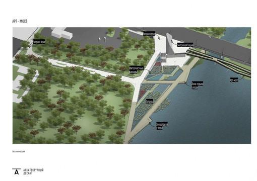 Стало известно, как будет выглядеть вторая очередь набережной Кабана
