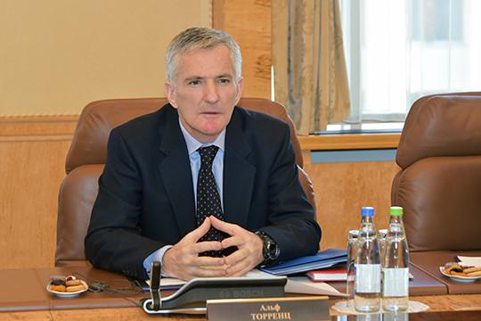 Минниханов: Татарстан и Великобритания могут быть полезны друг другу поряду направлений