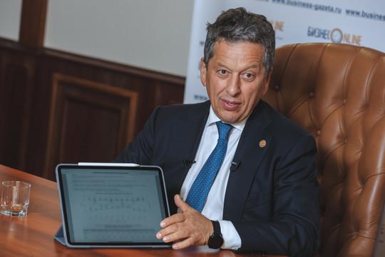 Наиль Маганов: «Мы ни в коем случае не отказываемся от нашей дивидендной политики»