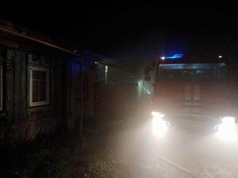 В Чистополе две женщины погибли при пожаре в частном доме