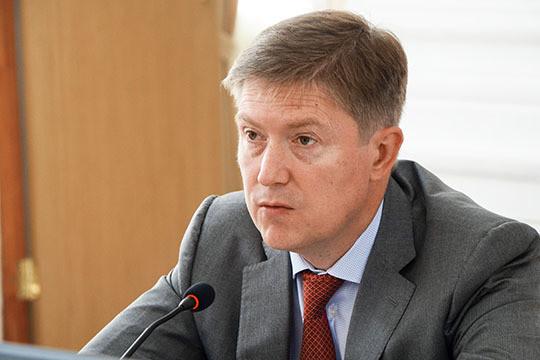 Рустама Нигматуллина могут назначить напост вице-премьера Татарстана