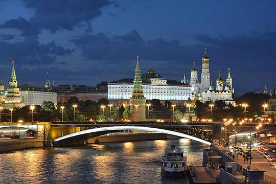 Доходы столицы загод превысили 2 трлн руб.
