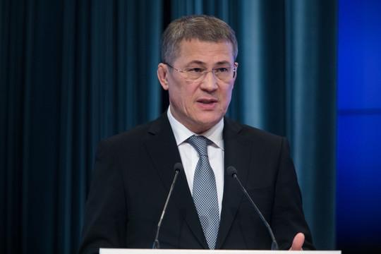 Хабиров объявил о новых ограничениях в Башкортостане из-за COVID-19