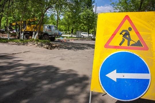 В Челнах в ходе капремонта проспекта Мира ликвидировали выезд с местного проезда