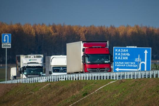 Власти собираются втрое сократить план строительства платной трассы Москва – Казань