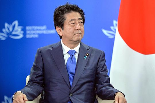 Абэ иТрамп договорились окоординации действий поСеверной Корее