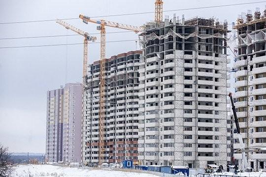 ВЖК «Салават Купере» построили еще два дома