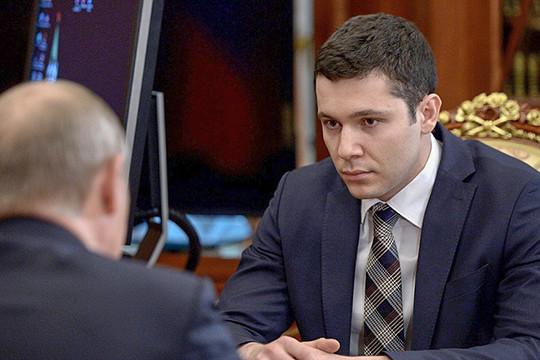ВКалининградской области на15.00 навыборах губернатора проголосовало 26% избирателей