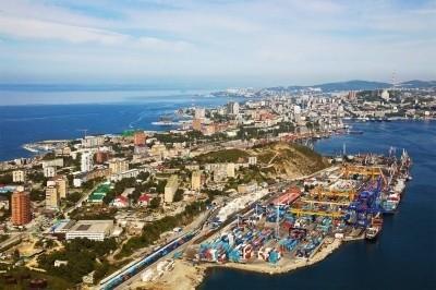 Дальний Восток торговый порт