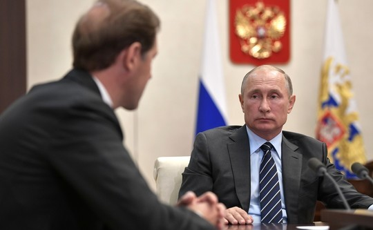 Руководство будет кредитовать иностранцев, покупающих русские автомобили