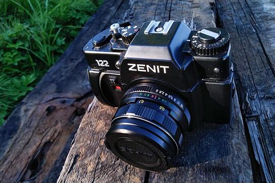 Производство легендарного фотоаппарата «Зенит» возродят в России