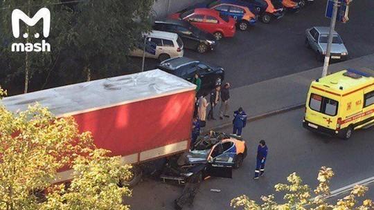 Российский режиссер насмерть разбился в Москве на каршеринговом авто