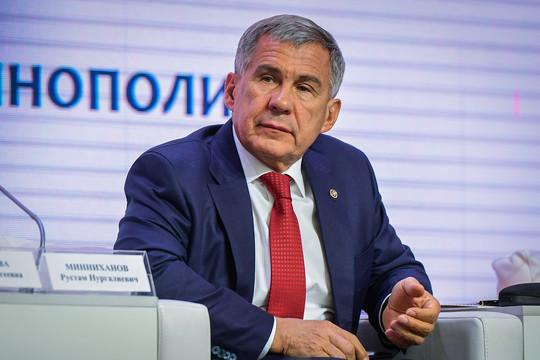 Минниханов на коллегии минстроя РТ: «Не совсем хилые ребята уезжают из Татарстана»