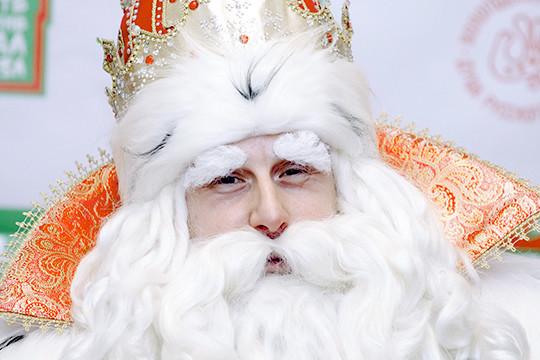 Дедушка Мороз объявил онепричастности кзамораживанию возведения «Зенит-Арены»