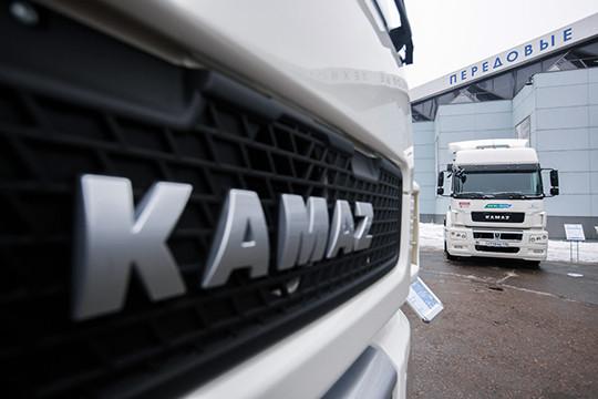 КАМАЗ хочет открыть общее производство моторов скитайской Weichai Power